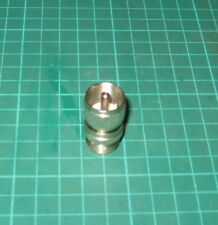 PL259 TO N-Type FEMALE socket Adaptor contacts top quality (PL259 MALE UHF)
