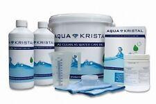 Aqua Kristal Wasserpflegeset, Komplettset