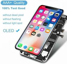 For iPhone X OLED Screen LCD Touch Display Assembly Replacement Digitizer Black