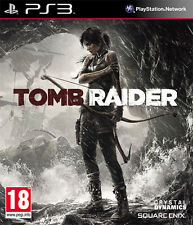 Tomb Raider (2013) PS3 Playstation 3 IT IMPORT SQUARE ENIX