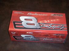 DALE EARNHARDT JR -BUDWEISER - ACTION - #8 - 2003 MONTE CARLO - 1/24 SCALE - NEW
