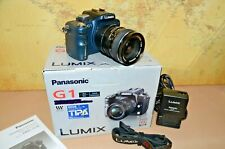 Autre chose... Bleu Panasonic G1 + 35 mm CHINON + M4/3 pour M42 adaptateur.