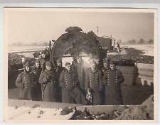 (F27975) Orig. Foto Suchscheinwerfer an der Flak-Stellung bei Warschau 1940