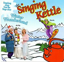 The Singing Kettle - Winter Wonderland - The Singing Kettle CD XWVG The Cheap