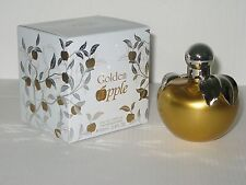 Apple Perfume Golden Apple for Women 3.4 oz / 100 ml Eau de Parfum NIB Sealed