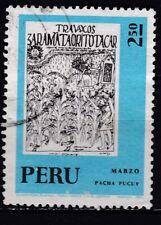 PERU  JAAR 1973 NR. Y&T 586 ° (L11)