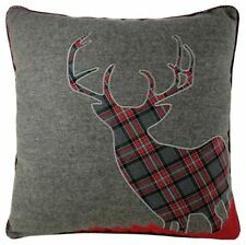 Polyester Christmas Square Decorative Cushions & Pillows