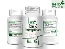180 White Kidney Bean Extract 3500mg Carb Blocker Weight Loss Diet Pills MEGA