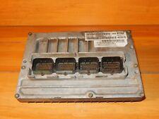 2002 02 DODGE INTREPID ENGINE ECM CONTROL MODULE P04606877AA 04606877AA