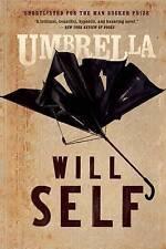 NEW Umbrella by Will Self