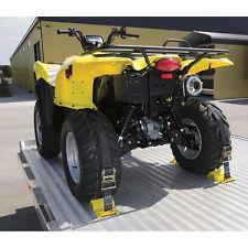 ATV / UTV Wheel Chock Trailer Tie Down Strap Kit Moose 3920-0399