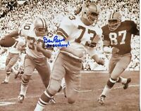Dan Reeves Cowboys 2x SB Champ! Signed 8x10 Photo Authentic Autograph Auto *3