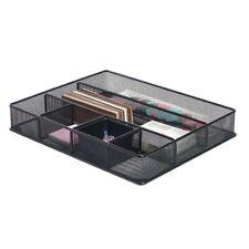 """Brenton Studio Metro Mesh Large Drawer Organizer, 2 7/16"""" x 15 1/8"""" x 11 9/10"""""""