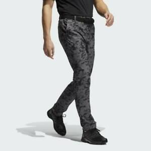 Adidas Golf Men's 30 x 30 Ultimate365 Primegreen Camo Water-Repellent Pants NWT