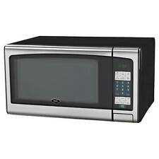 Oster 1.1 Cu. Ft. 1000 Watt Digital Microwave Oven - Stainless Steel OGJ41101