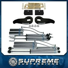 "3""+2"" Full Lift Kit 11-18 Silverado Sierra 2500 3500HD 4x4 + Bilstein Shocks"