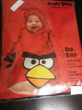 Angry Birds Red Costume, Red Bird Costume, Angry Birds Costumes, Halloween