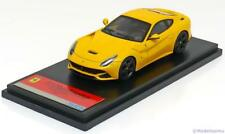 1:43 Fujimi Ferrari f12 berlinetta 2012 Yellow