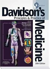 MRCP Study Guides: Davidson's Principles and Practice of Medicine (2006, Paperba