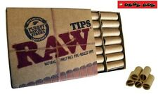 RAW natural unrefined pre-rolled TIPS / 21 Stück / TOP QUALITÄT / TOP PREIS !!!