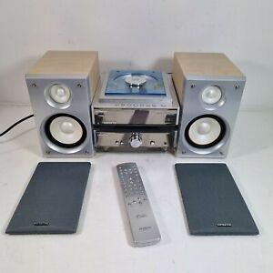 Hitachi AX-M131U CD/MP3/DAB/FM/USB Compact/Mini HiFi Shelf System + Remote