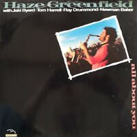 Haze Greenfield-All About You Vinyl LP.1987 Black Hawk BKH 535.Nesya/All I Know+