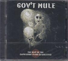 Gov't Mule / Best of the Capricorn Years (2 CDs, NEU! OVP)