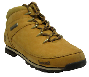 Mens Timberland Euro Sprint Boots Leather Casual Smart Shoes Size UK 13.5 M