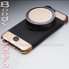 Limited Ztylus Revolver Case for Apple iPhone 6 6S Rose Gold + Lens Attachment