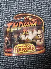 Indiana Jones Adventure Héroes Set 2008 Indiana Jones/Mecánico Alemán Marca Nuevo