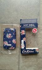 CATH KIDSTON SOFT SHELL MOBILE COVER FOR BLACKBERRY BOLD 9900 BLUE FLORAL