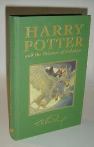 J K Rowling - HARRY POTTER & THE PRISONER OF AZKABAN Deluxe Edition SCARCE
