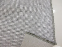 "Silver Grey ""Natural Blend"" Heavy Upholstery Fabric. By NEXT"