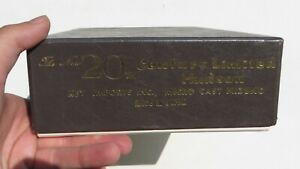 KEY IMPORTS HO SCALE BRASS NEW YORK CENTRAL 20TH CENTURY LIMITED DREYFUSS HUDSON