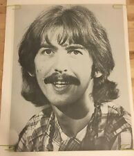 Vintage George Harrison Poster The Beatles Head Shop Pin-up 1970's Photo Picture