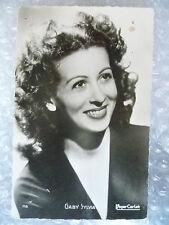 Postcard- GABY SYLVIA, Italian actress
