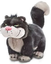 "Disney Store Lucifer Cat Cinderella Peluche Juguete Suave 17"" BNWT Dama Tremaine"
