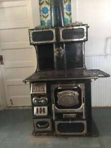 Great Majestic wood burning cook stove/cook top #838