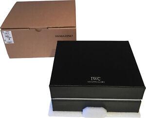 IWC Large Watch Box -  Aquatimer- Brand New