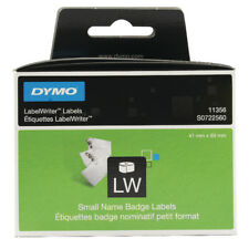Dymo White Name Badge Label 89x41mm (Pack of 300) S0722560