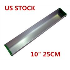 US Stock 25CM Emulsion Scoop Coater Silk Screen Printing Aluminum Coating Tool