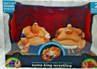 The Black Series Sumo King Wrestling Wireless Head2Head RC Fighters Sound Effect