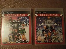 Kingdom Hearts HD 1.5 & 2.5 Remix PS3 Playstation