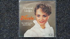 Nicole - Duizend Liedjes [So viele Lieder sind in mir] 7'' Single SUNG IN DUTCH