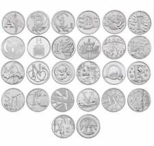 UK COINS 10P ALPHABET A- Z UNCIRCULATED 2018 COINS PICK OR CHOOSE FROM THE LIST