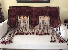 Stunning Turkish Hand Made Wall Hanging 100% Wool