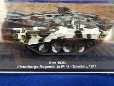 ALTAYA - MILITARIAT - CHAR / Tank - STRV 103B - 1977 - TOP !