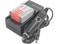 new NP-BG1 2x Battery + Charger for DSC-H9 H90 HX10V HX20V HX30V HX5B HX5V T100