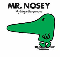 Mr. Nosey (Mr. Men Classic Library) by Roger Hargreaves, Acceptable Used Book (P
