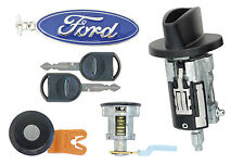 Ford RANGER 2001-'11 P/U Ignition Lock & (Black) Door Lock Cylinders w/ 2 Keys